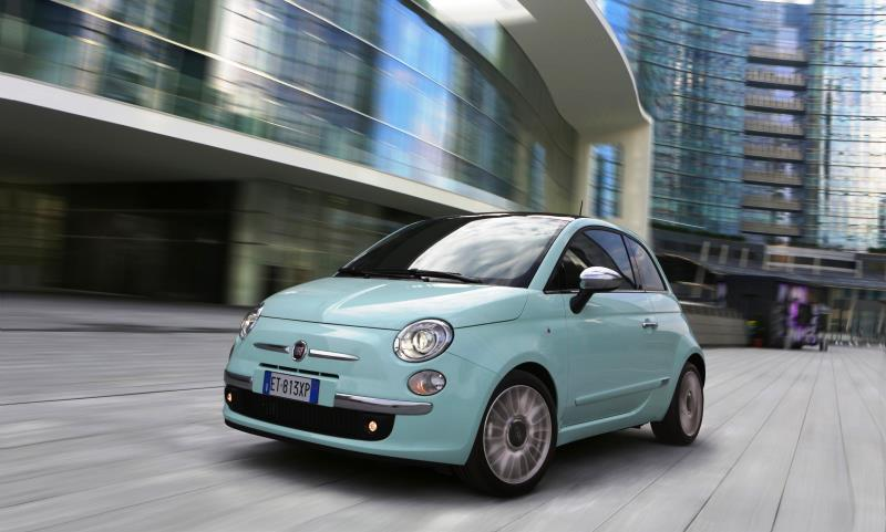 Fiat's new top-of-the-range Cult