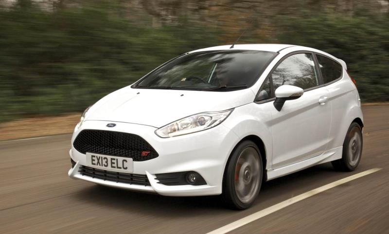 Ford Fiesta ST - UK's best-selling car