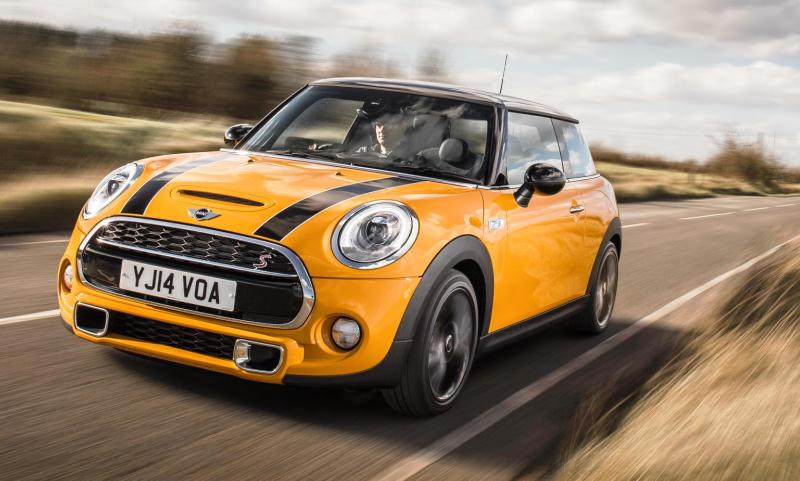 Latest MINI wins coveted Car of the Year prize at Auto Express New Car Awards 2014