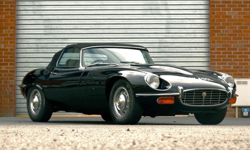 "Jaguar E-Type ""greatest car of all time"""