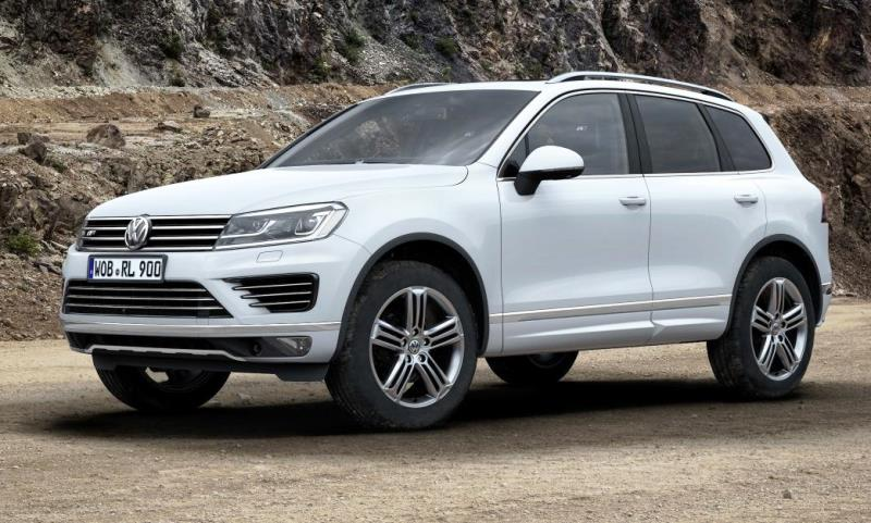 for Volkswagen Toureg luxury SUV