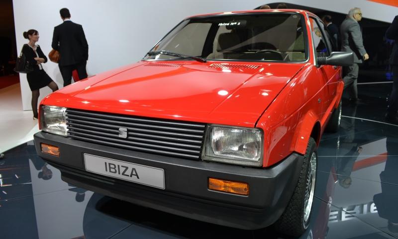 Original Seat Ibiza