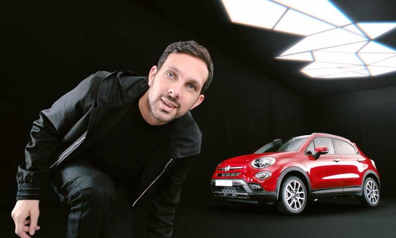 Dynamo and the Fiat 500X