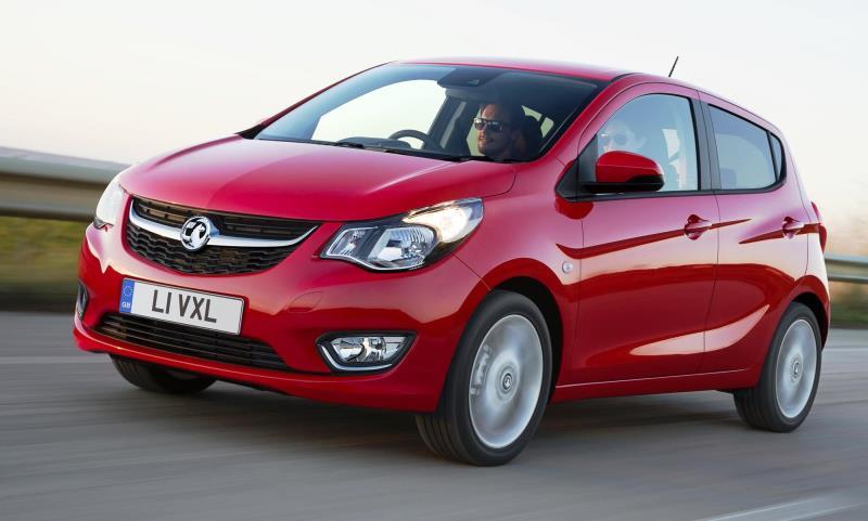 All new Vauxhall Viva
