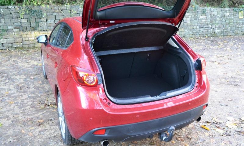 Mazda3 2.0 Sport Nav - review