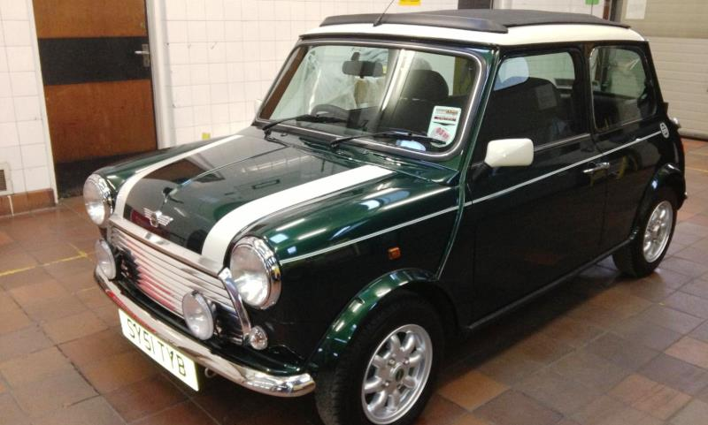 Special classic Mini for sale