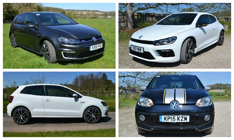 Volkswagen driving day