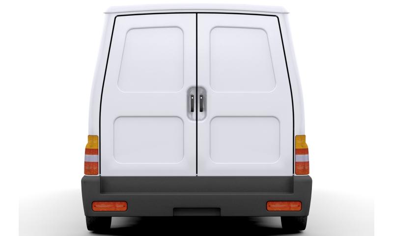 van drivers exceeding their payload