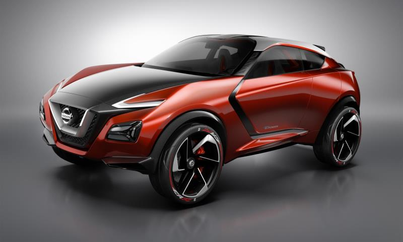Nissan Gripz SUV concept