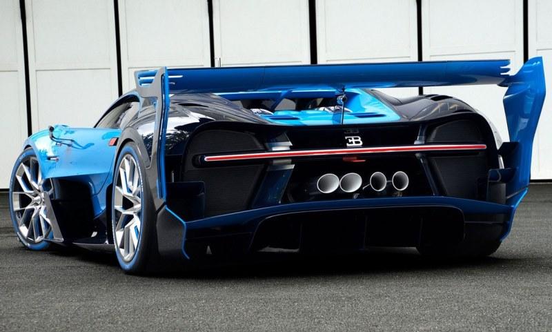 Bugatti Concept Vision Gran Turismo
