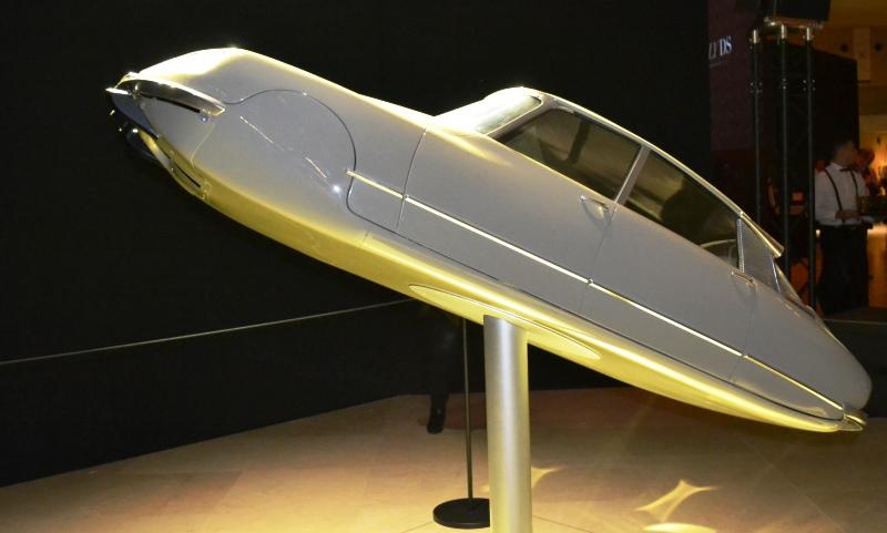 Citroen DS model