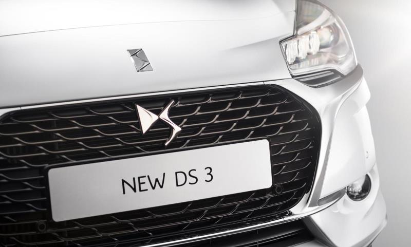 DS 3 grille