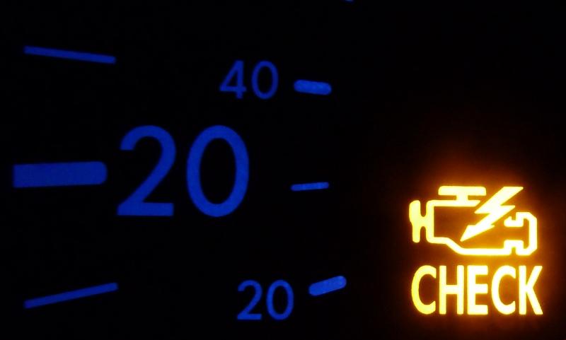 Car warning signs