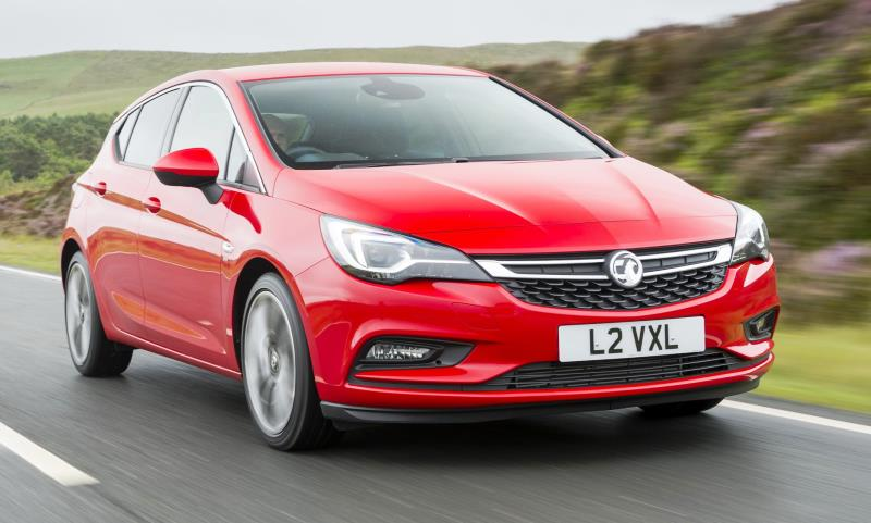 Vauxhall Astra named European Car of the Car
