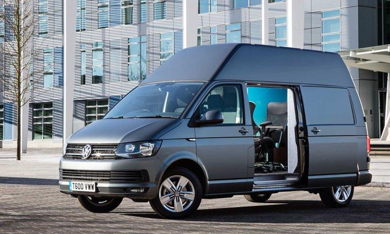 VW transporter office