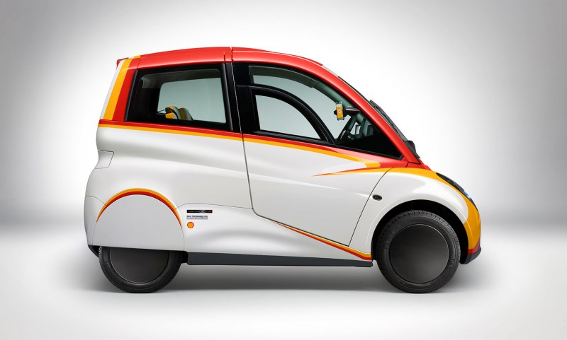 Shell concept city car
