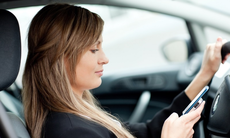 DRIVERS BACK BLANKET BLOCK ON MOBILES