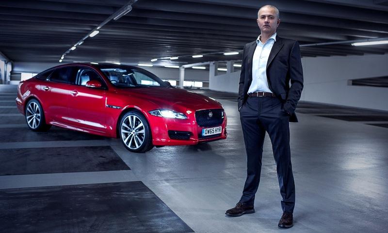 Jaguar reveals what makes Mourinho tick - phot credit Andy Hooper