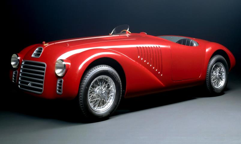 First Ferrari - the 125 S