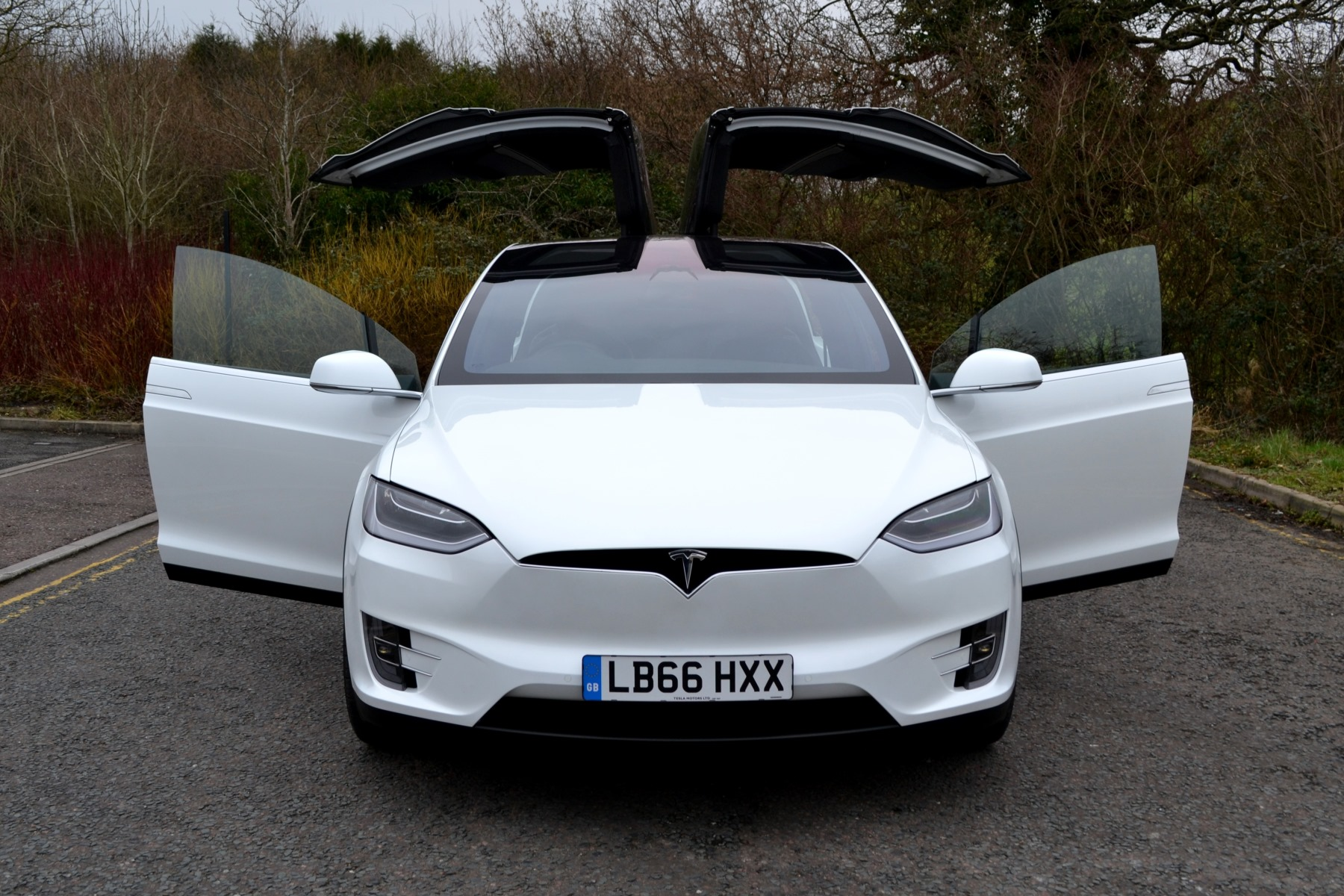 Tesla Model X review - The Best Dash Cams - A Selection of ...