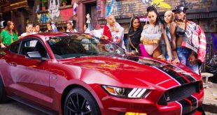 Ford Mustang stars in new Little Mix video