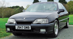 Restored Vauxhall Carlton