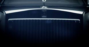 Rolls-Royce Phantom tease