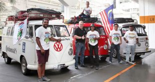 From Malaysia to Hannover: Volkswagen fans cover 12,500 miles