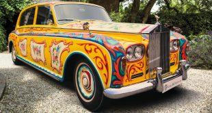 Lennon's Rolls-Royce Phantom V