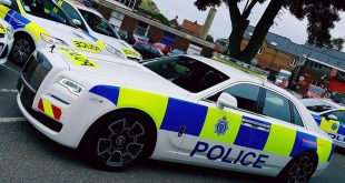 Rolls-Royce 'police car'