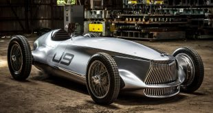 Meet Infiniti's electric retro racer