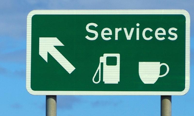 Motorway services