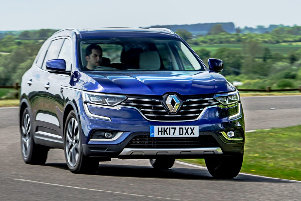 Renault Koleos review (