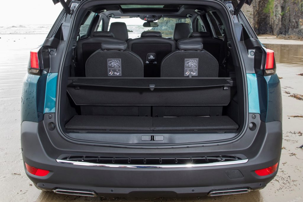 Peugeot 5008 SUV review