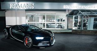 Used Bugatti Chiron for sale
