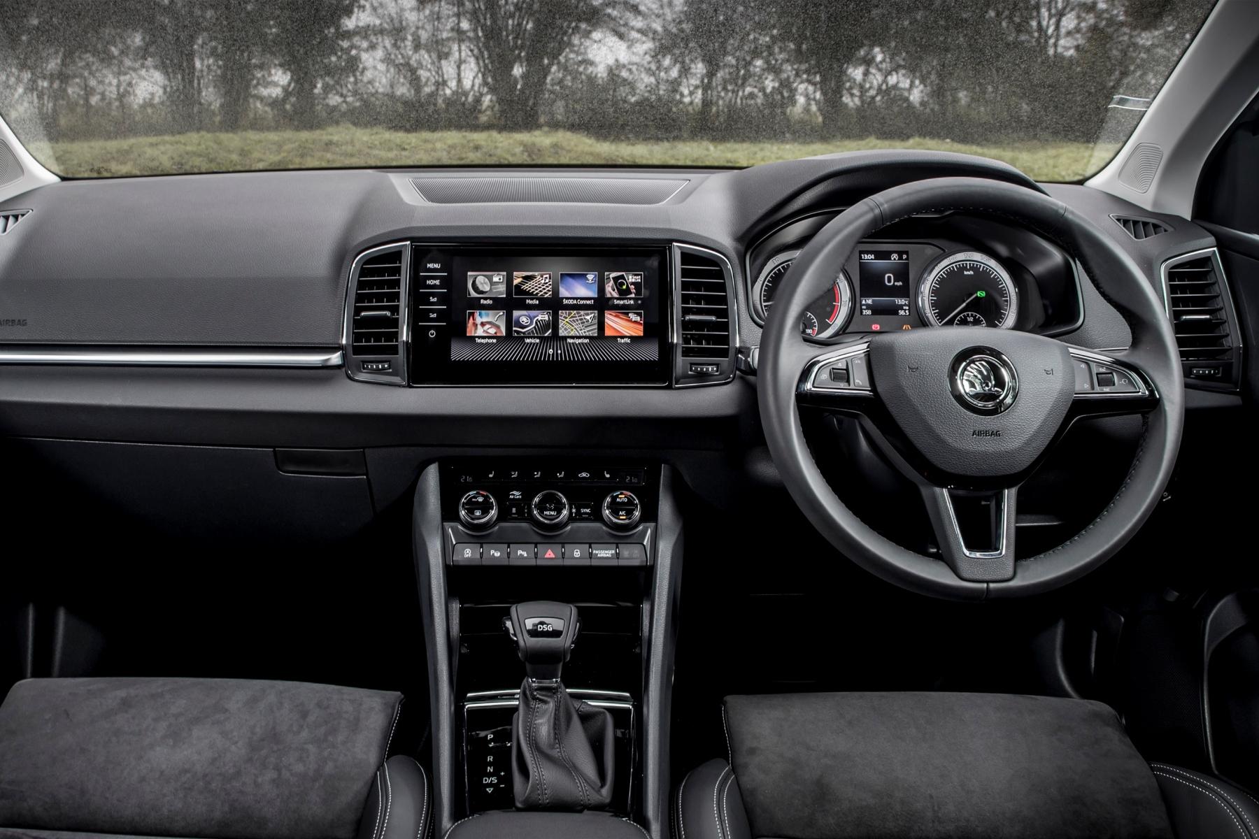 skoda karoq review automotive blog