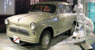 1955 Suzulight - Suzuki's very first car