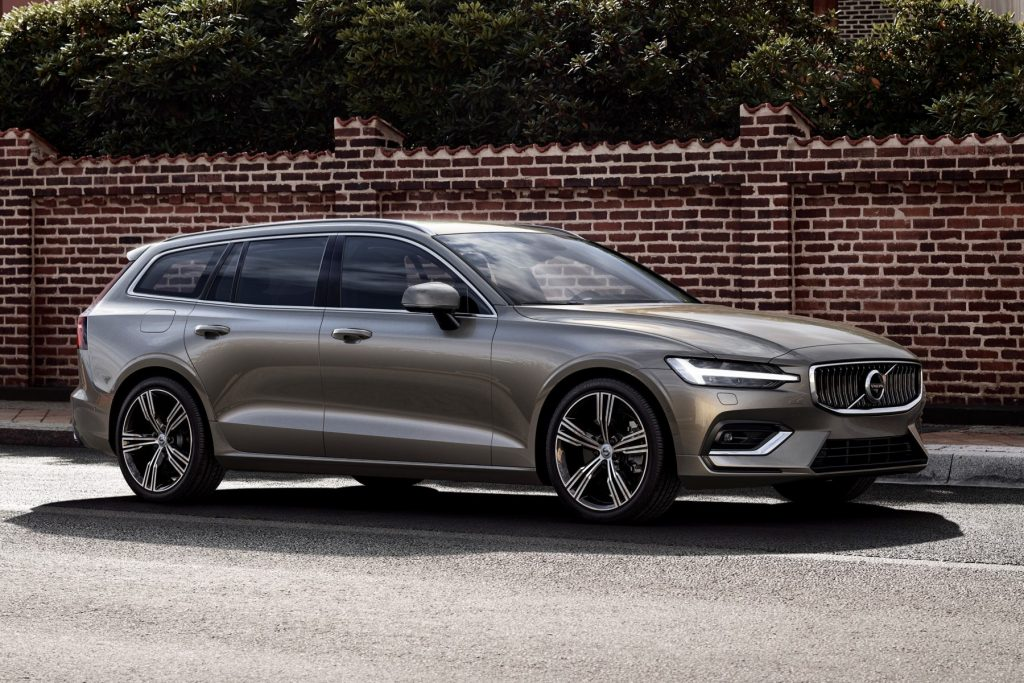 New Volvo V60 Breaks Cover  U2013 Automotive Blog