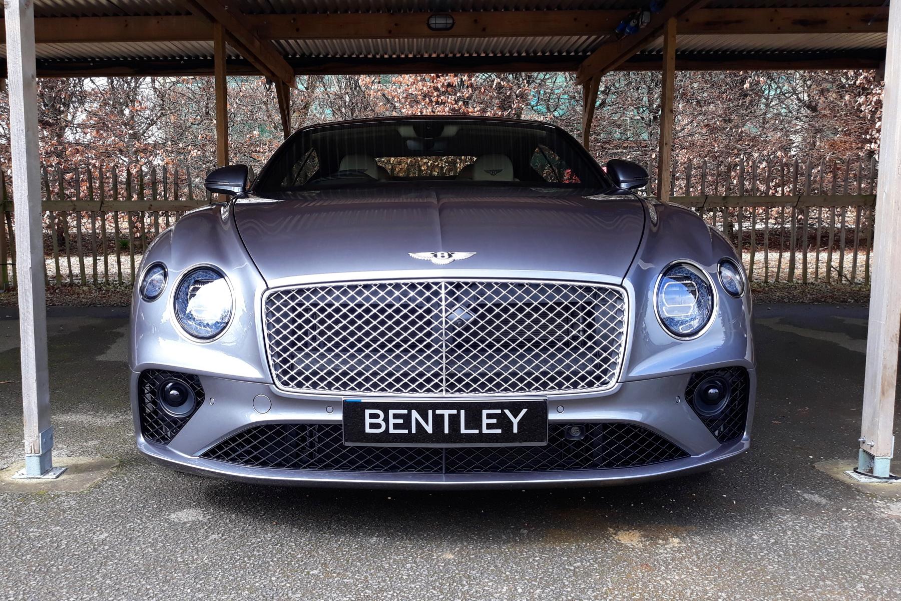 Goodwood Media Drive Day 2018 Bentley Continental GT - credit Gareth Herincx