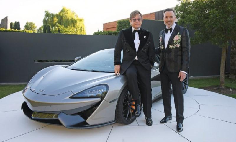 McLaren 570S raises for £725,000 charity