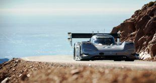 Volkswagen's Pikes Peak record run