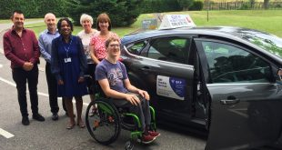 QEF Mobility Services to host the relaunched Get Going Live! event for young disabled drivers