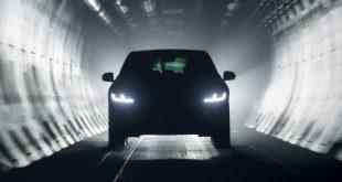 Jaguar I-Pace Channel Tunnel