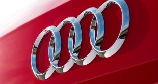 Audi four rings logo