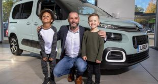 Citroen celebrates 20 years of Berlingo in the UK with Channel 4's First Dates