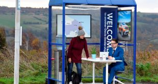 Dacia Buy Online launches with bus stop stunt