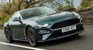 Ford Mustang Bullitt take on the world's most iconic motorcycle road circuit - on four wheels.