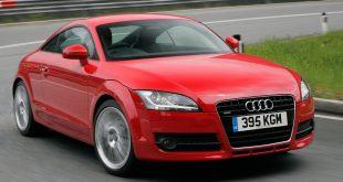 2008 Audi TT Coupe 3.2 quattro