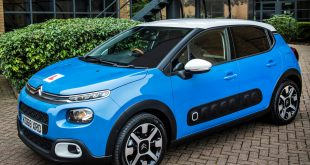 Citroen C3 driving test car