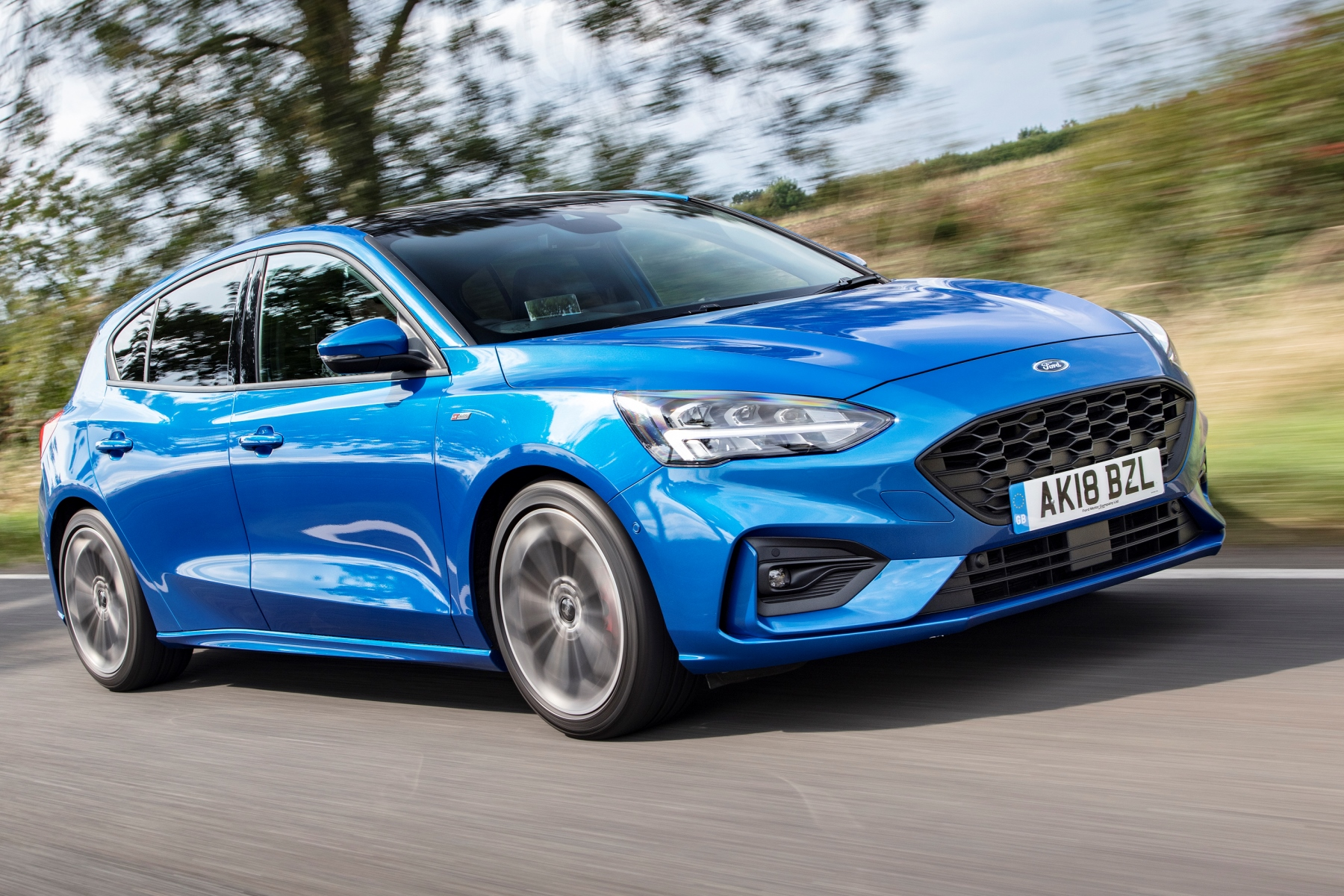 Ford Focus review